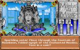 Might and Magic III: Isles of Terra DOS Afountain in the first town