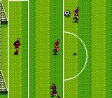 Konami Hyper Soccer NES Get your defense in order!