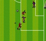 Konami Hyper Soccer NES Can you put yourself in a scoring position?