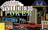 Las Vegas Video Poker Commodore 64 Title / Loading screen