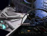 Star Wars: X-Wing Alliance Windows In the guise of the death star
