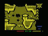 Poogaboo: La Pulga 2 MSX Your are a frog