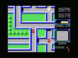 Race City MSX Collect the white objects