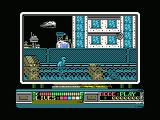 Rescate En El Golfo MSX Use your fists