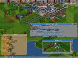 Transport Tycoon Deluxe DOS Aircraft in the game