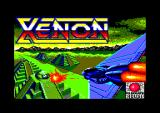 Xenon Amstrad CPC Loading screen