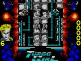 Turbo Girl ZX Spectrum Game start