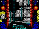 Turbo Girl ZX Spectrum Heading towards the first tricky bit
