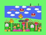 Fantasy Zone II MSX Colorful worlds