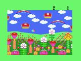 Fantasy Zone II MSX You control a insect with wings