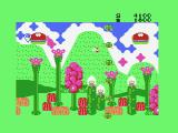 Fantasy Zone II MSX You can also shoot backwards