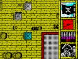 Black Beard ZX Spectrum Dead