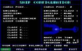 Starflight DOS You can upgrade your ship according to your liking. (EGA/Tandy)