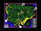 Narco Police MSX The map