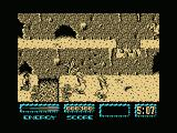 Renegade III: The Final Chapter MSX Cavemen throw rocks at you