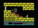 Jack the Nipper... II in Coconut Capers MSX Attack that creature
