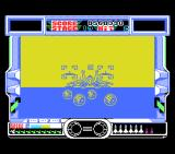 After Burner MSX Yellow sky, blue ground