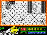 Bounder ZX Spectrum Game start