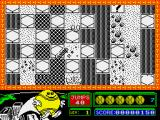 Bounder ZX Spectrum This is treacherous