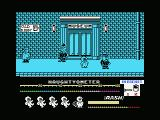 Jack the Nipper MSX Let's go to the museum