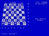Colossus Chess 4 ZX Spectrum Check