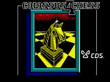 Colossus Chess 4 ZX Spectrum Loading screen