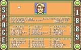 Space 1889 Atari ST One of the initial characters