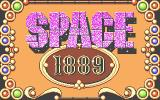 Space 1889 Atari ST Title screen