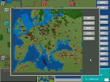 Clash of Steel: World War II, Europe 1939-45 DOS Strategic map view