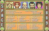 Space 1889 Atari ST Party screen