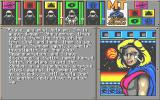 MegaTraveller 1: The Zhodani Conspiracy Atari ST Introduction