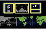 Hacker Commodore 64 The main game screen