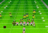 Madden NFL 98 Genesis The line of scrimmage