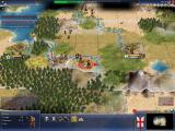 Sid Meier's Civilization IV Windows By holding the right-mouse button over enemy units, you can view a readout on your odds of winning a battle against them.