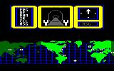 Hacker Amstrad CPC The main game screen