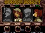 Metal Slug 4 Neo Geo Now, you be able to choose your favorite soldier.