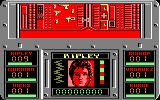 Aliens: The Computer Game Amstrad CPC Weapons on Floor 009
