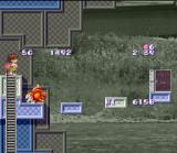 Umihara Kawase SNES How to get to the door without the floors falling.