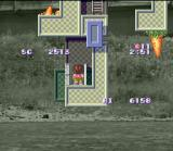 Umihara Kawase SNES Finishing a stage.