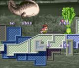 Umihara Kawase SNES Boss Fight - Watch out!
