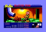Stir Crazy featuring BoBo Amstrad CPC Peel the potatoes and toss them over your shoulder through the door