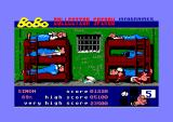 Stir Crazy featuring BoBo Amstrad CPC You had to jump over the bowl