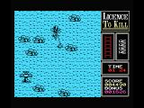 007: Licence to Kill MSX You almost got it