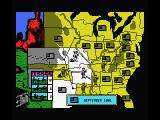 North & South MSX Select the area where you want to move your troops to.