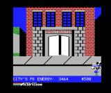 Ghostbusters MSX Ghostbusters GHQ