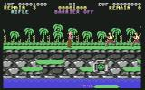 Contra Commodore 64 Level 1