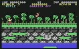 Contra Commodore 64 Jumping