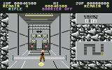 Contra Commodore 64 There's the exit