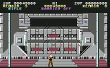 Contra Commodore 64 Boss