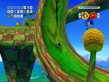 Sonic Heroes GameCube Running the Loops